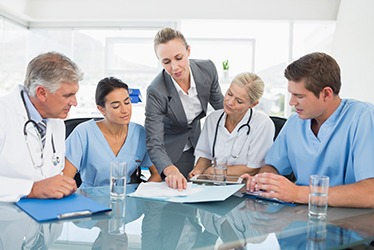 Healthcare Business Consulting Services