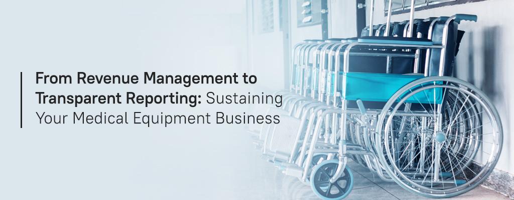 Revenue Management to Transparent Reporting