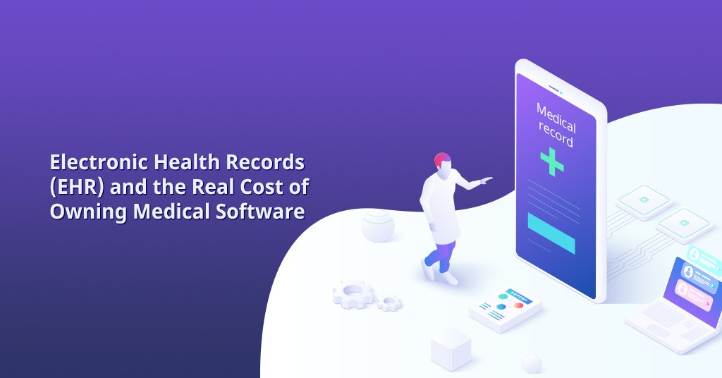 Medical Software Cost Electronic Health Records
